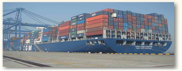 Logistics | Unity Commodities